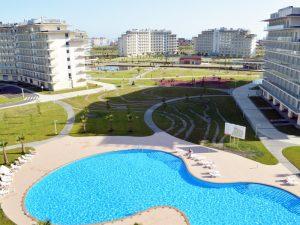новая сеть отелей Азимут в Сочи (Azimut Hotel Sochi)